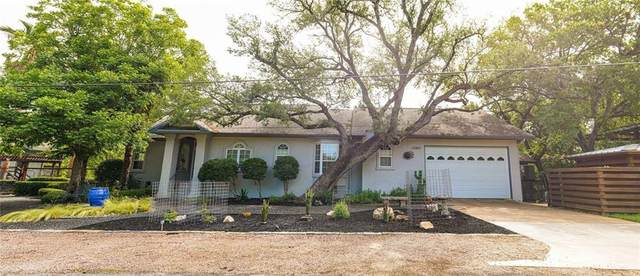 110 Lakeshore Dr, Horseshoe Bay, TX 78657 (#3728704) :: Front Real Estate Co.