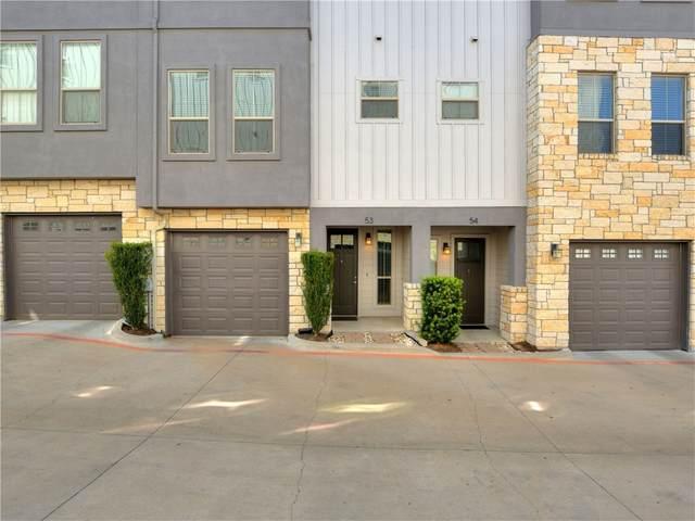 2520 Bluebonnet Ln #53, Austin, TX 78704 (MLS #3729353) :: Vista Real Estate