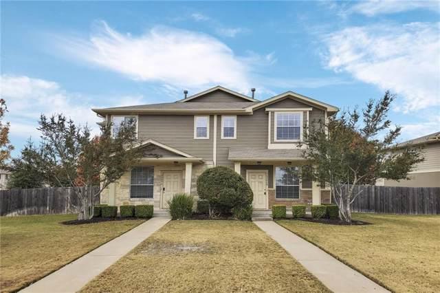 14400 Harris Ridge Blvd B, Pflugerville, TX 78660 (#3729785) :: Douglas Residential