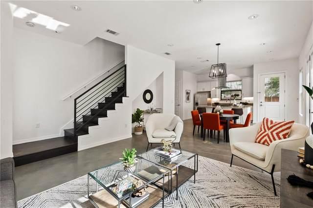 904 E 2nd St, Austin, TX 78701 (#3766288) :: Papasan Real Estate Team @ Keller Williams Realty