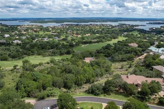 Lot W17023 Plenty Hills, Horseshoe Bay, TX 78657 (#3767057) :: Zina & Co. Real Estate