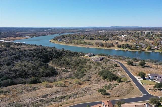 Lot 2 Pantera Cir, Marble Falls, TX 78654 (#3776256) :: Realty Executives - Town & Country