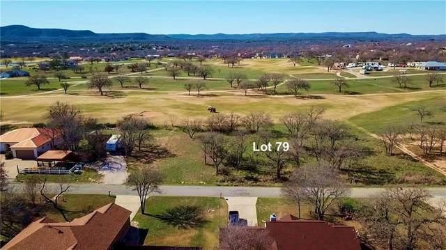 Lot 79 Chesterfield Dr, Kingsland, TX 78639 (MLS #3779026) :: Brautigan Realty
