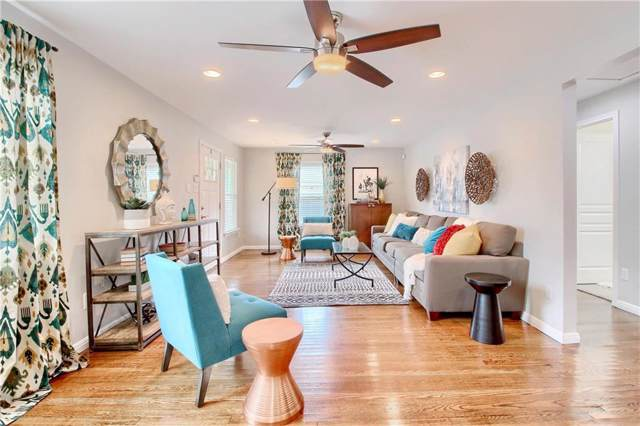 911 E 54th St, Austin, TX 78751 (#3780749) :: The Perry Henderson Group at Berkshire Hathaway Texas Realty