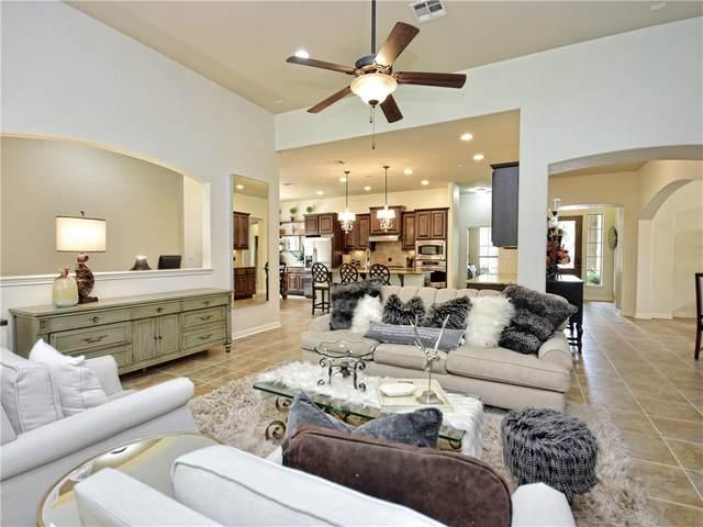 2420 Champions Corner Dr, Leander, TX 78641 (#3787649) :: Service First Real Estate