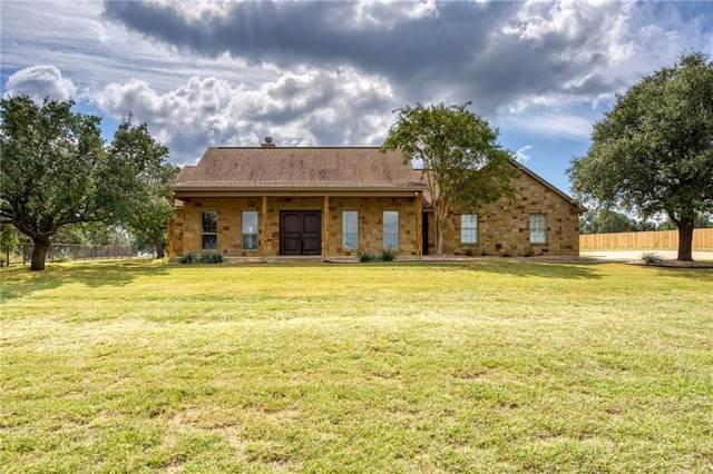 313 First Down Dash, Burnet, TX 78611 (#3806789) :: Papasan Real Estate Team @ Keller Williams Realty