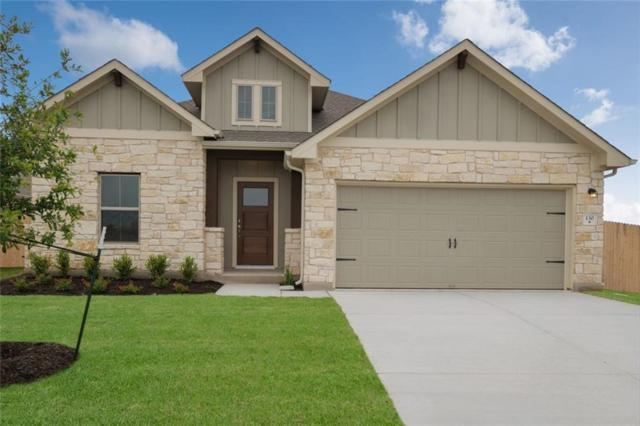 130 Finley St, Hutto, TX 78634 (#3823094) :: 12 Points Group