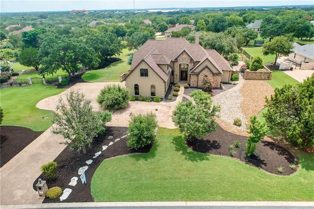 504 Woodland Park, Georgetown, TX 78633 (#3827826) :: ORO Realty