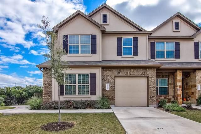 1701 S Bell Blvd #1001, Cedar Park, TX 78613 (#3839097) :: Ben Kinney Real Estate Team