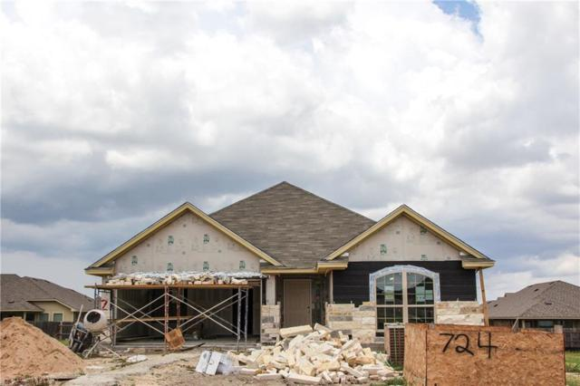724 Coltrane Dr, Pflugerville, TX 78660 (#3844648) :: The ZinaSells Group