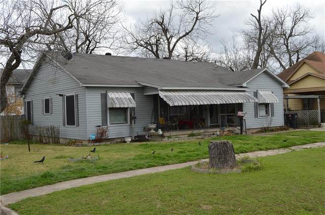 1203 S 9th St, Temple, TX 76504 (#3867703) :: Papasan Real Estate Team @ Keller Williams Realty