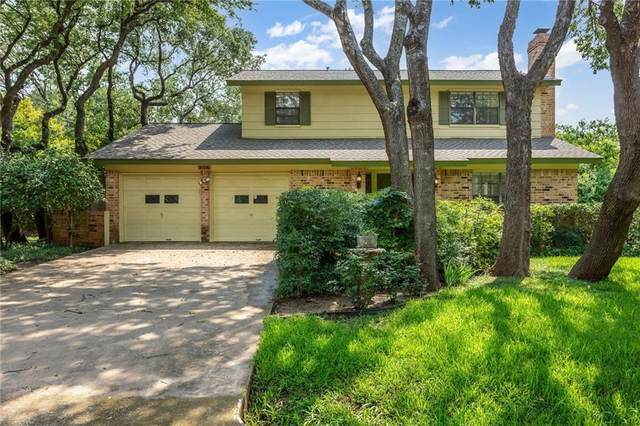 13607 Briar Hollow Dr, Austin, TX 78729 (#3873626) :: Papasan Real Estate Team @ Keller Williams Realty