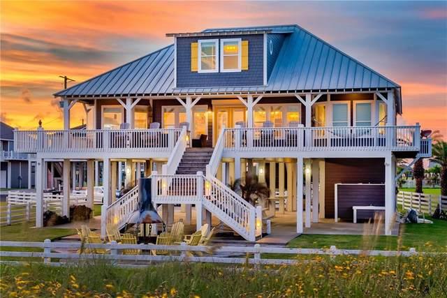 2344 Trinidad Dr, Crystal Beach, TX 77650 (#3878515) :: Papasan Real Estate Team @ Keller Williams Realty