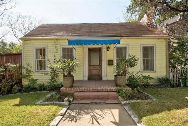 1021 Bonham Ter, Austin, TX 78704 (#3880884) :: Front Real Estate Co.