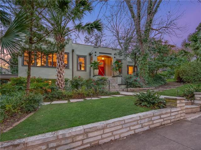 1105 Enfield Rd, Austin, TX 78703 (#3887918) :: The Perry Henderson Group at Berkshire Hathaway Texas Realty