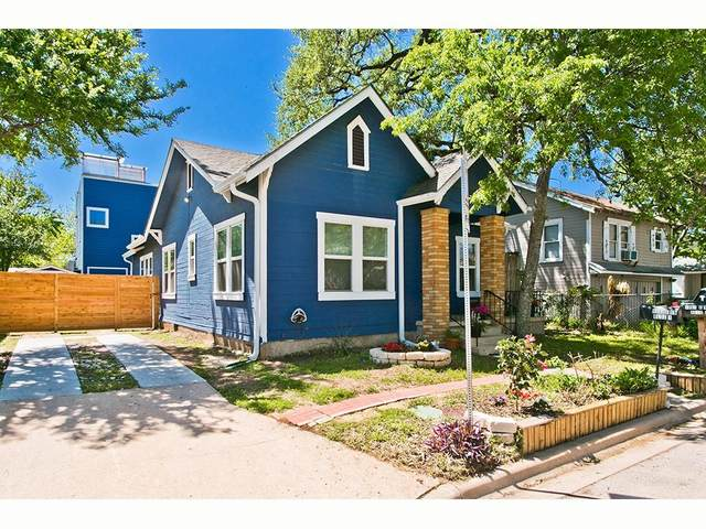 1005 E 15th St 1&2, Austin, TX 78702 (#3890901) :: Front Real Estate Co.