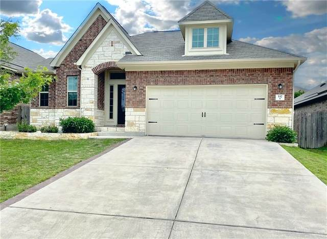 537 E Peregrine Way, Leander, TX 78641 (#3893979) :: The Perry Henderson Group at Berkshire Hathaway Texas Realty