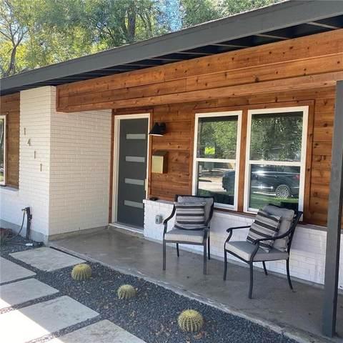1411 Hillcrest Dr, Austin, TX 78723 (#3895114) :: Papasan Real Estate Team @ Keller Williams Realty