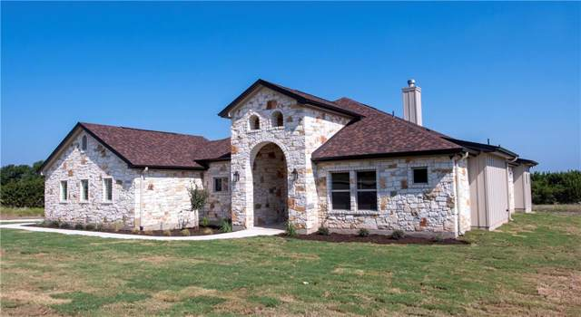 312 First Down Dash, Burnet, TX 78611 (#3902385) :: The Perry Henderson Group at Berkshire Hathaway Texas Realty