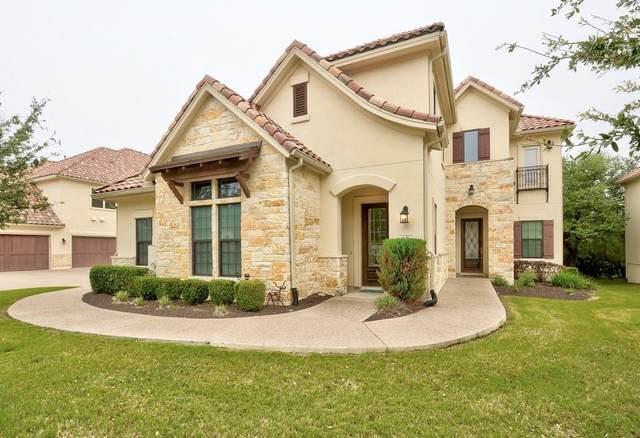 2210 University Club Dr 6B, Austin, TX 78732 (MLS #3913245) :: Brautigan Realty
