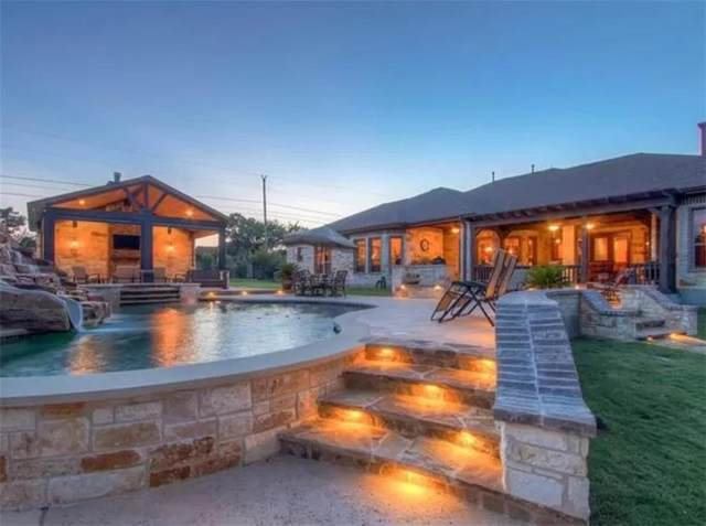 100 Gunn Ranch Rd, Georgetown, TX 78633 (#3924909) :: Watters International