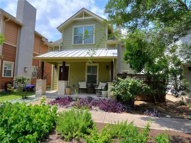4225 Gochman St, Austin, TX 78723 (#3941409) :: Sunburst Realty
