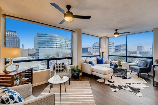 1212 Guadalupe St #602, Austin, TX 78701 (#3946816) :: RE/MAX Capital City