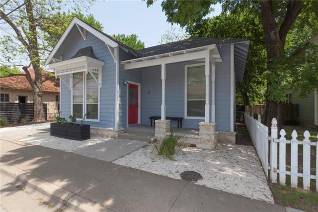 87 Waller St, Austin, TX 78702 (#3957646) :: Papasan Real Estate Team @ Keller Williams Realty