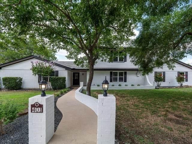 401 E Avenue C E, Jarrell, TX 76537 (#3968776) :: Zina & Co. Real Estate