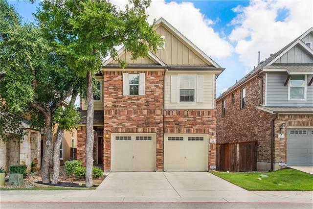 404 Buttercup Creek Blvd #26, Cedar Park, TX 78613 (#3970789) :: Lauren McCoy with David Brodsky Properties