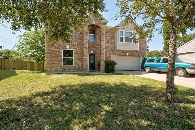 172 Coneflower Dr, Kyle, TX 78640 (#3997352) :: Lancashire Group at Keller Williams Realty