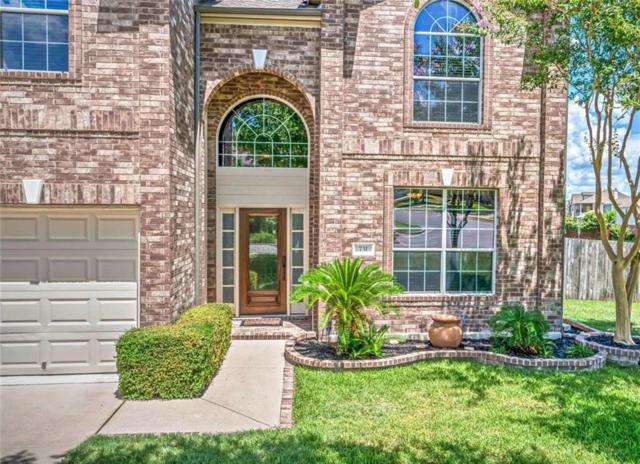 731 Rosemount Dr, Round Rock, TX 78665 (#4005853) :: RE/MAX Capital City