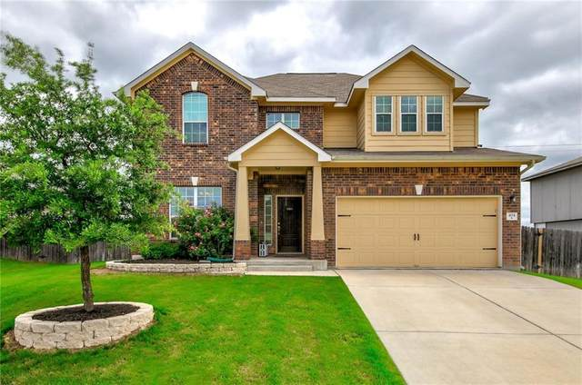 404 Wimberley St, Hutto, TX 78634 (#4013239) :: Watters International