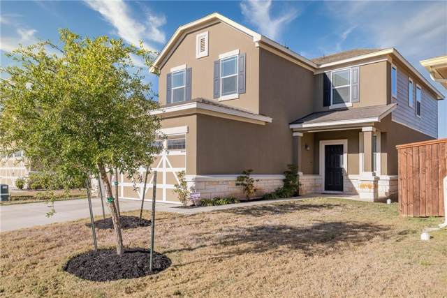 121 Holstein St, Hutto, TX 78634 (#4032260) :: Papasan Real Estate Team @ Keller Williams Realty
