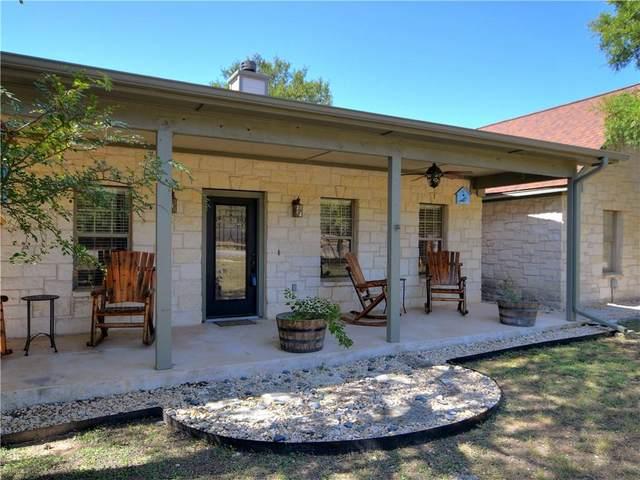33 Indian Princess, Wimberley, TX 78676 (#4043155) :: Papasan Real Estate Team @ Keller Williams Realty