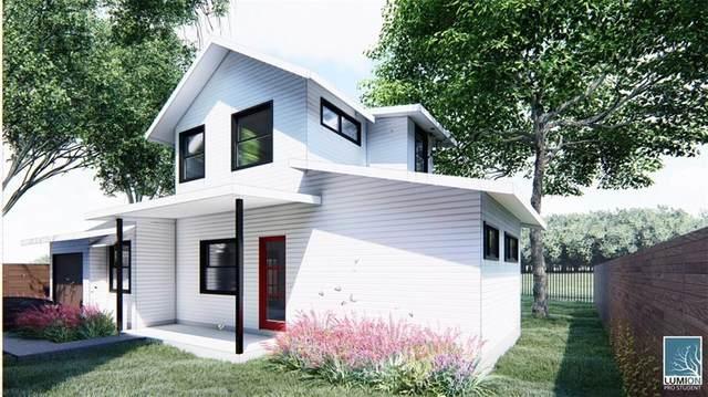 4706 Milburn Ln B, Austin, TX 78702 (#4060990) :: Green City Realty