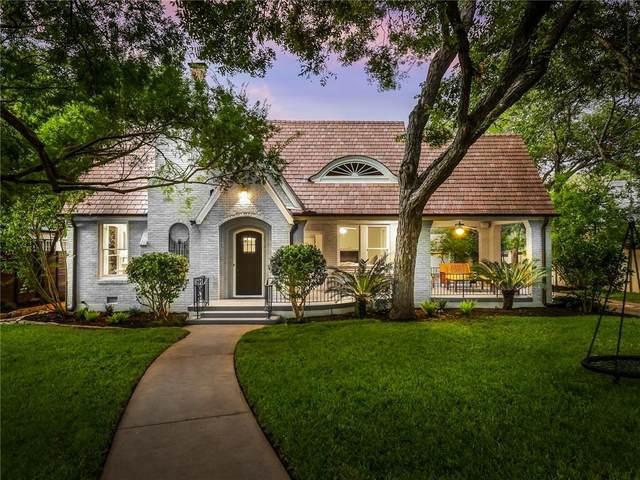 1304 Northwood Rd, Austin, TX 78703 (#4100462) :: Green City Realty