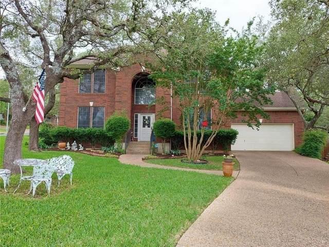 7401 Fern Cv, Austin, TX 78750 (#4106136) :: Papasan Real Estate Team @ Keller Williams Realty