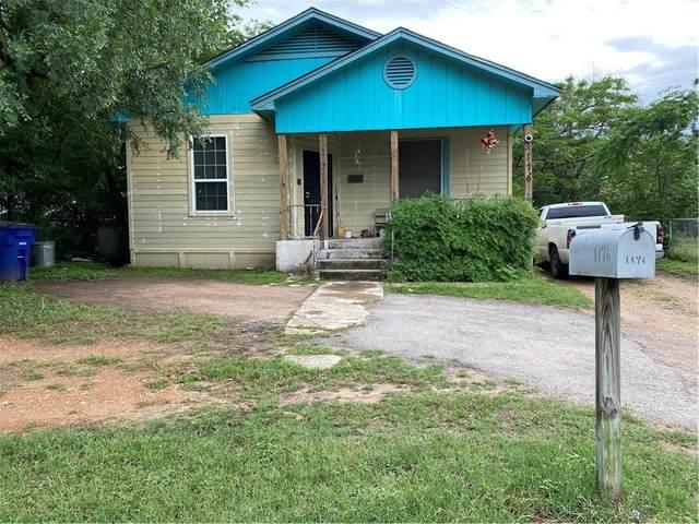 1176 Oak Grove Ave, Austin, TX 78702 (#4113962) :: Sunburst Realty