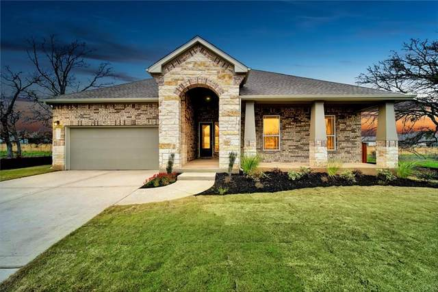 125 Callie Way, Liberty Hill, TX 78642 (#4120321) :: All City Real Estate