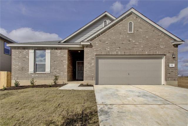 120 West Point Way, Elgin, TX 78621 (#4128905) :: 12 Points Group
