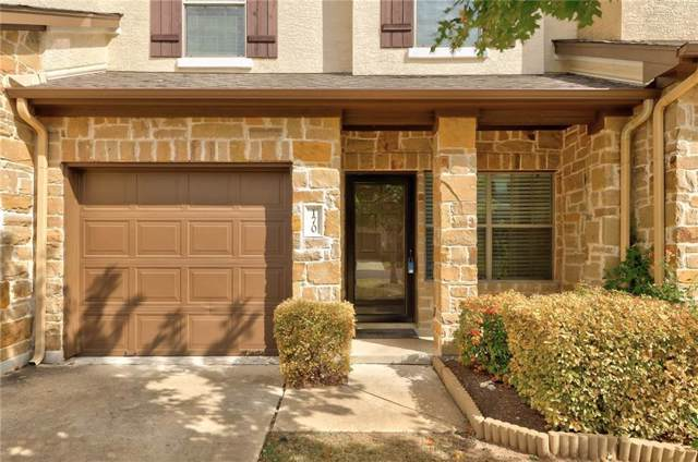 1900 Little Elm Trl #170, Cedar Park, TX 78613 (#4134472) :: Ben Kinney Real Estate Team