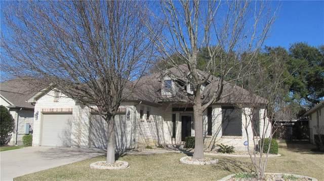 4800 Sonora Trce, Georgetown, TX 78633 (#4147561) :: The Heyl Group at Keller Williams