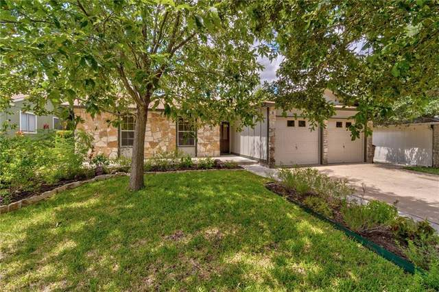 3211 Barnsley Dr, Austin, TX 78745 (#4157412) :: The Summers Group
