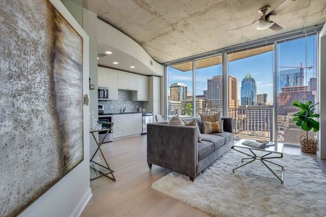 360 Nueces St #1109, Austin, TX 78701 (#4161268) :: The Summers Group