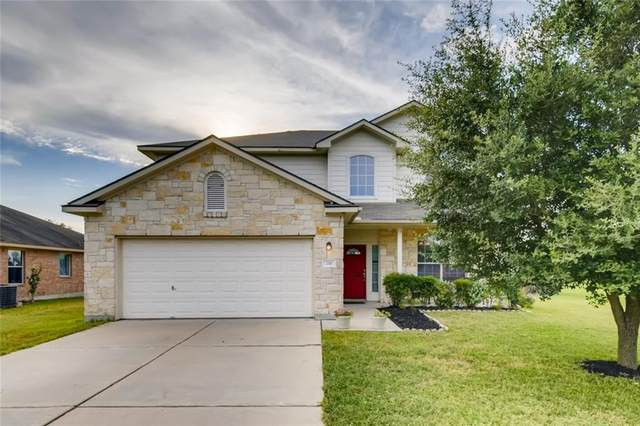 211 Gainer Dr, Hutto, TX 78634 (#4168998) :: Papasan Real Estate Team @ Keller Williams Realty