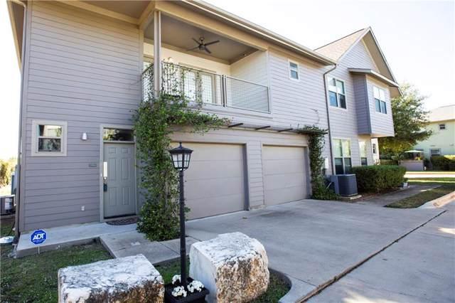 1201 SE Grove Blvd #1004, Austin, TX 78741 (#4187184) :: Douglas Residential