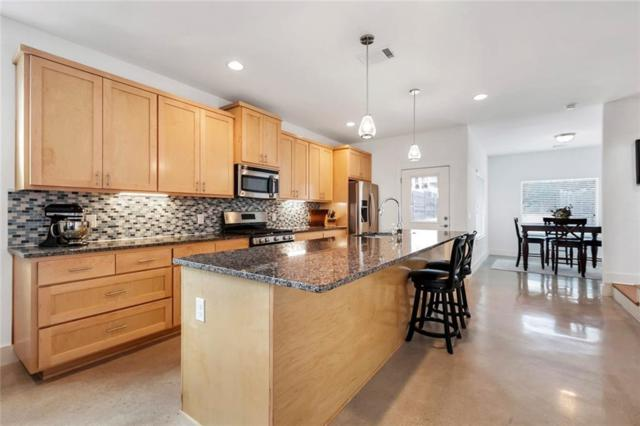 6912 Bennett Ave A, Austin, TX 78752 (#4187204) :: The ZinaSells Group