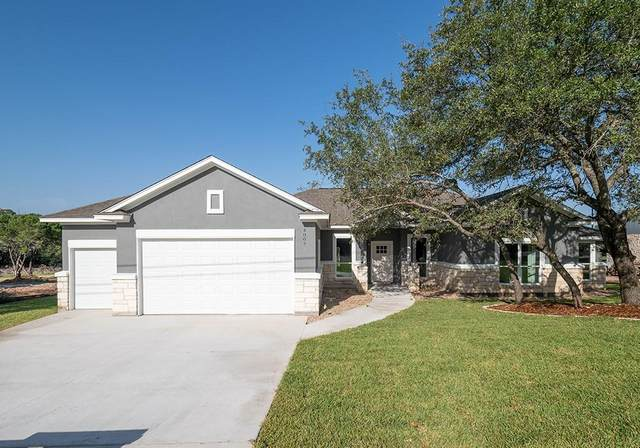 4005 Outpost Trce, Lago Vista, TX 78645 (MLS #4188413) :: Green Residential