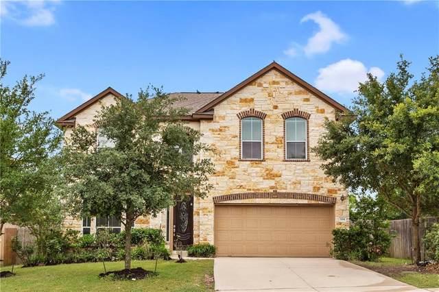124 Paul Azinger Dr, Round Rock, TX 78664 (#4199442) :: Papasan Real Estate Team @ Keller Williams Realty
